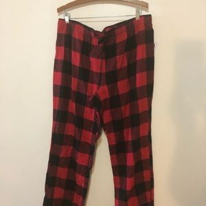 NWT: Red Flannel PJs